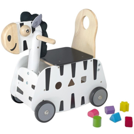 Loop / Duwagen Zebra I'm  Toy 87980