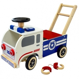 Loopauto Politie I'm Toy 87210