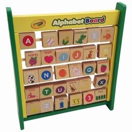Flip Flop Alphabet Board (Englisch)
