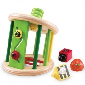 Waggy Garden Sorter Wonderworld 3047