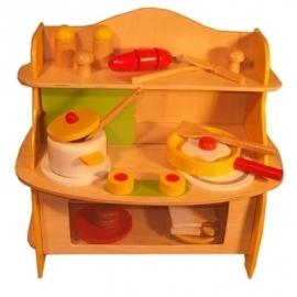 Houten Keukentje Tafelmodel