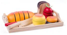Woody Ontbijtset op Dienblad 91904
