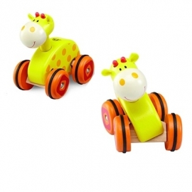 Wheely Giraffe Wonderworld 1542