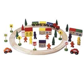 Treinset 48-Delig Mentari 6101