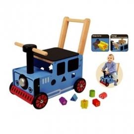 Loopwagen Trein I'm Toy 87571
