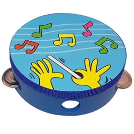 Tamboerijn Muzieknoten