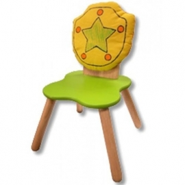 Houten Ridderstoeltje I'm Toy 44005
