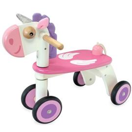 Loopfiets Eenhoorn  met Schommelfunctie I'm Toy 87780