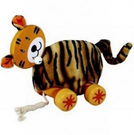 Trekfiguur Tijger I'm Toy 27270