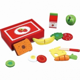 Lunchbox Inclusief Inhoud