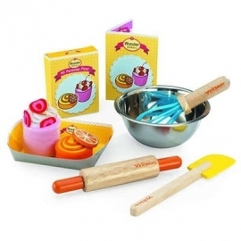 My Bakery Set Wonderworld 4536