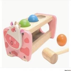 Koe Hamerbankje I'm Toy 20120