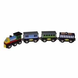 Trein 4-Delig Classic ME Mentari 6638