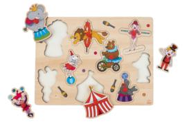 Knoppuzzel Circus