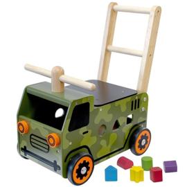 "Loopwagen  Duwagen ""Army"" 87850"