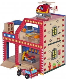 Brandweer Kazerne Mentari 3252