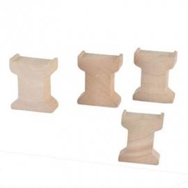 Blokken Verhoging set van 4 Mentari 6712 A
