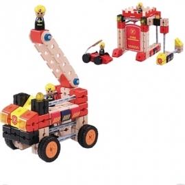 Brandweer Kazerne / Auto Wudworkers