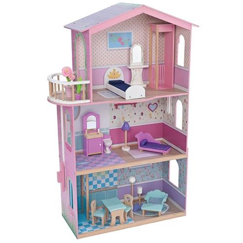 Barbie Poppenhuis Inclusief Meubels Mentari 3491