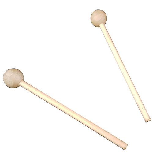 2 Stokjes voor Xylofoon Metalofoon of Trommel
