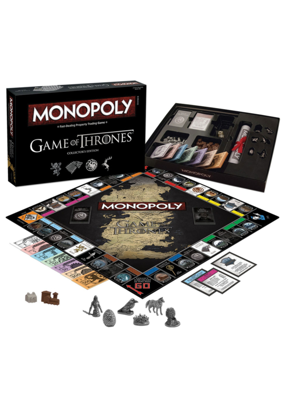 Monopoly Game of Thrones E3278102
