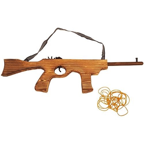 Elastiek Machinegeweer