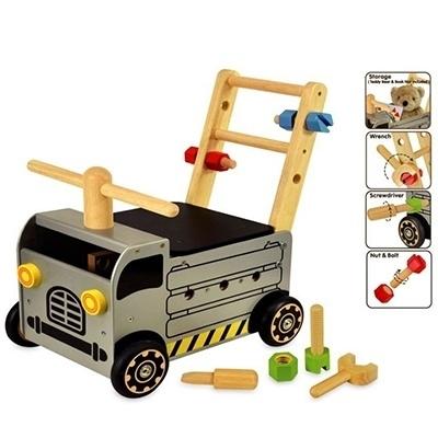 Loopwagen Werktruck I'm Toy 87471