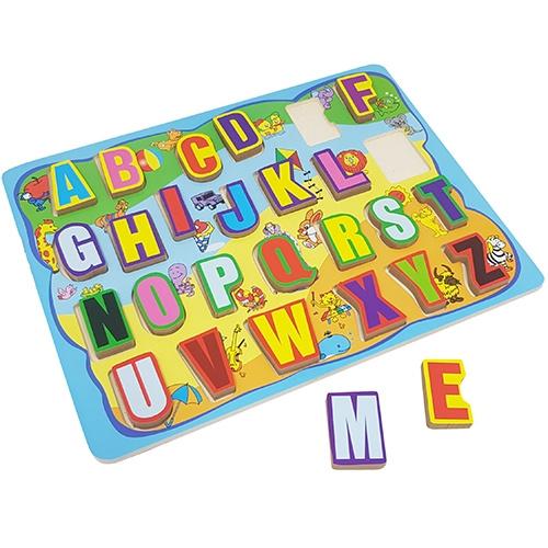 Puzzel Alfabet