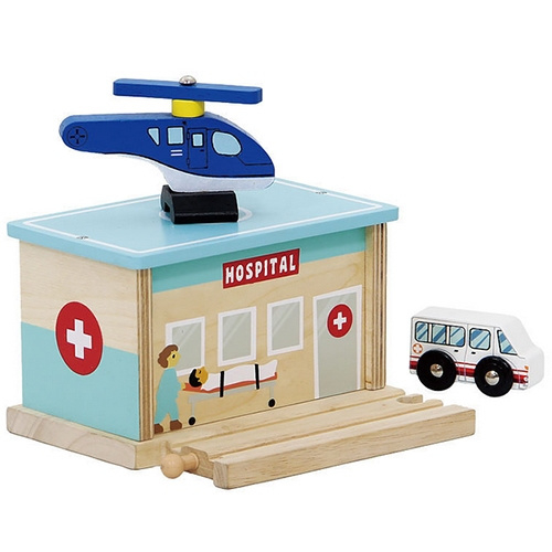 Ziekenhuis - Hospitaal Mentari 6760