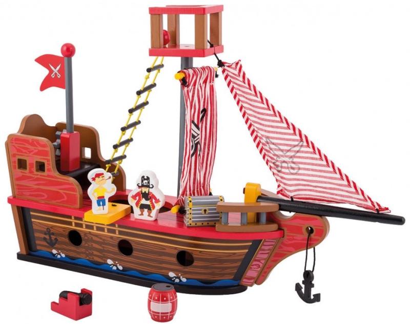 Jouéco Piratenboot