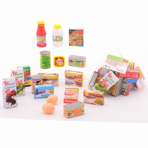 Supermarkt accessoires 18 delig