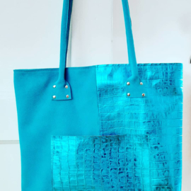Shopper Blue!