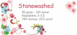 Stone Washed nr. 805
