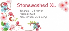 Stone Washed XL nr. 851