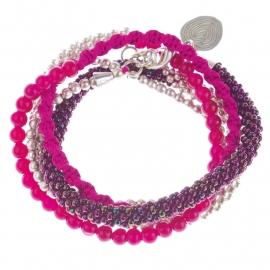 armband - Superwrap Iris bracelet