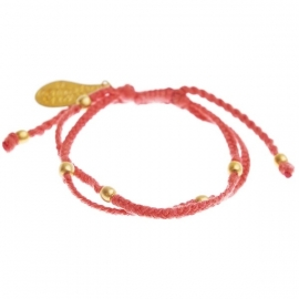 armband - Flash red bracelet