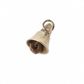 hanger - bedel - Lucky Buddha bell pendant