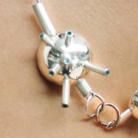 Moonwalker necklace