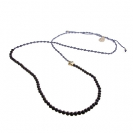 ketting - Daze blue necklace