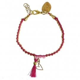 armband - Heart bracelet