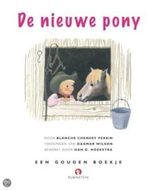 Gouden Boekje - De nieuwe pony