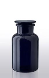 250 ml apothekersfles miron violet glas