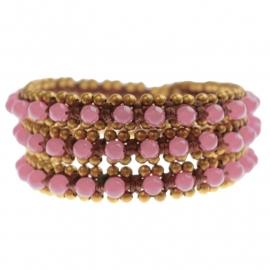 Dauphina wrap pink
