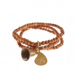 armband - Anju Sandal Buddha charm bracelet