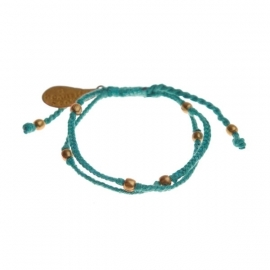 armband - Flash green bracelet