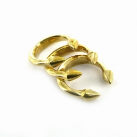 ring - Mwezi rings by Made Kenya