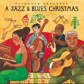 Putu Mayo - kerst CD - A Jazz & Blues Christmas