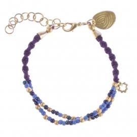 Maze Nebula bracelet