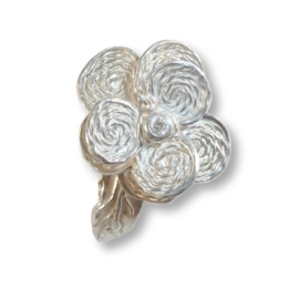 Shiny Swirl ring