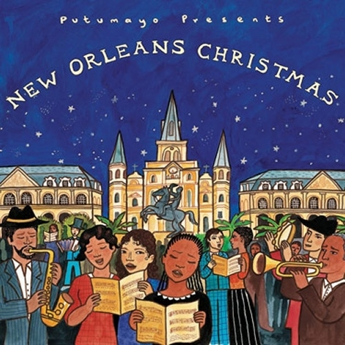 Putu Mayo - kerst CD - New Orleans Christmas